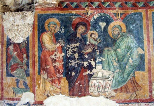 64) S. Maria delle Grotte Presentazione al tempio copia
