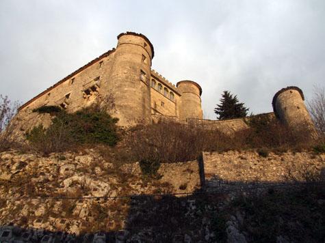 Carpinone castello Caldora