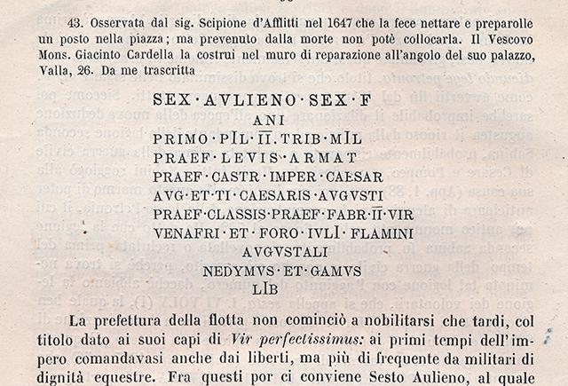 Garrucci-Venafro