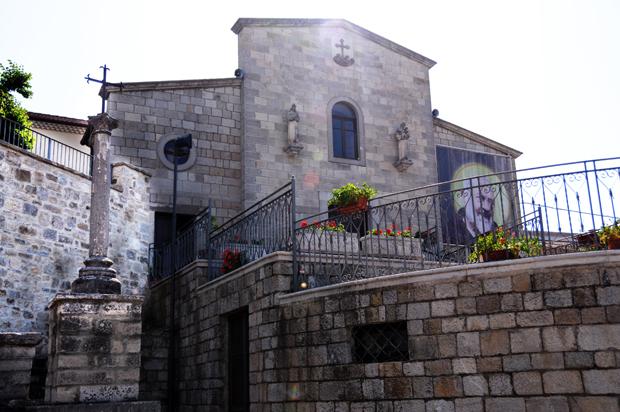 15) Convento Cappuccini